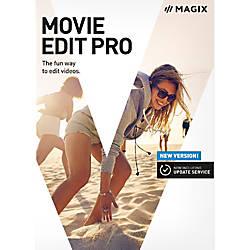 MAGIX Movie Edit Pro Download Version