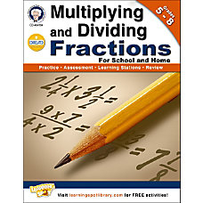 Mark Twain Multiplying and Dividing Fractions