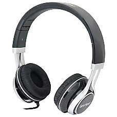 Gear Head Studio Headphones with Digital