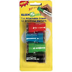 KleenSlate Eraser Caps For Large Dry