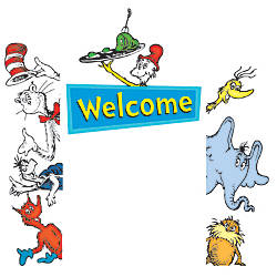 Eureka Welcome Go Arounds Accents Dr