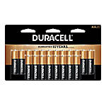 Duracell CopperTop AA Alkaline Batteries Pack