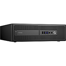 HP Business Desktop ProDesk 600 G2
