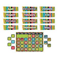Carson Dellosa Calendar Bulletin Board Set