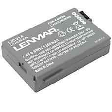 Lenmar LIC214 Lithium Ion Camcorder Battery