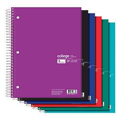 Office Depot Brand Wirebound Notebook 3