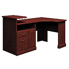 Bush Syndicate Corner Desk 34 34