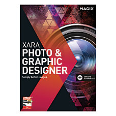 Magix Xara Photo Graphic Designer Traditional