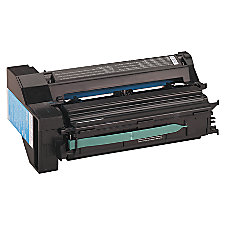 IBM 75P4052 Return Program Cyan Toner