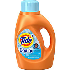 Tide Plus Downy Detergent Liquid 036
