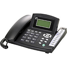 LevelOne VOI 7100 IP VoIP Telephone
