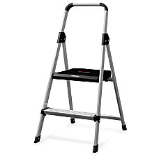 Louisville Davidson Ladders 2 Steel Type