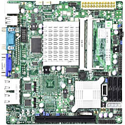 Supermicro X7SPA H D525 Desktop Motherboard