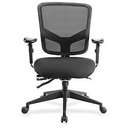 Lorell Executive Chair Black 268 Width