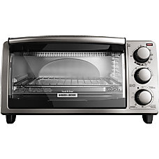 Black Decker 4 Slice Countertop Convection