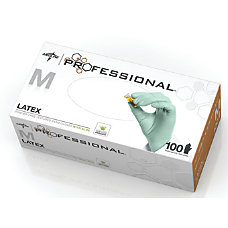 Medline Professional Powder Free Latex Exam