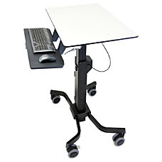 Ergotron TeachWell Mobile Digital Workspace 528