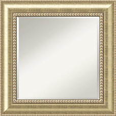 Amanti Art Astoria Wall Mirror Square