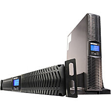 Minuteman 750 VA Line Interactive RackWallTower