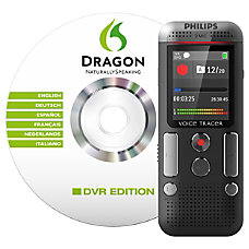 Philips Digital Recorder with Speech Recognition