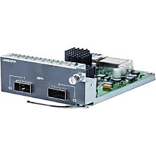 HP 5510 2 port QSFP Module