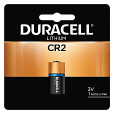Duracell Ultra 3 Volt Lithium Photo