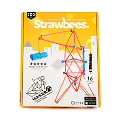 Strawbees 200 Piece Maker Kit
