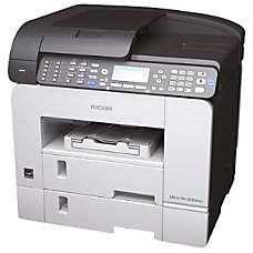 Ricoh Aficio SG 3100SNW Wireless Color