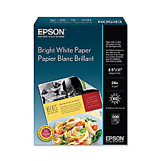 Epson Premium Inkjet Paper