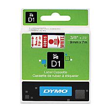 Dymo D1 40915 Tape 037 Width