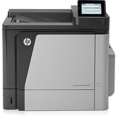 HP LaserJet M651n Laser Printer Color