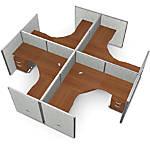 OFM RiZe Workstation Panel System 2
