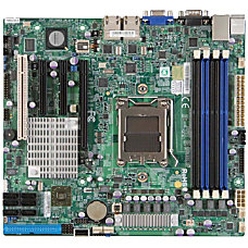 Supermicro H8SCM F Server Motherboard AMD