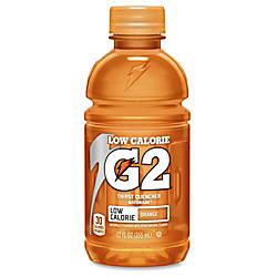 Gatorade Quaker Foods G2 Orange Sports