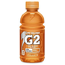 Gatorade G2 Orange Sports Drink Orange