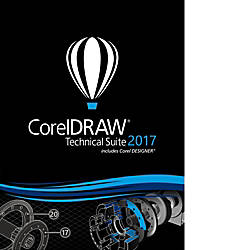 CorelDRAW Technical Suite 2017 Education Edition