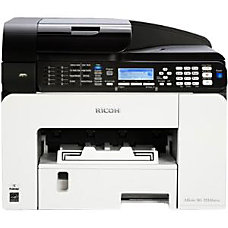 Ricoh Aficio SG 3110SFNw Wireless Color