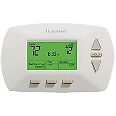 Honeywell RTH6350D1000A Thermostat White