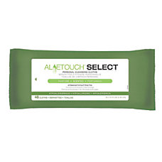 Aloetouch SELECT Premium Spunlace Personal Cleansing