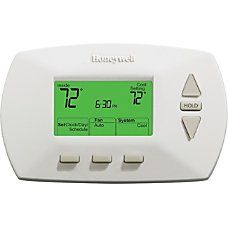 Honeywell RTH6450D 5 1 1 Programmable