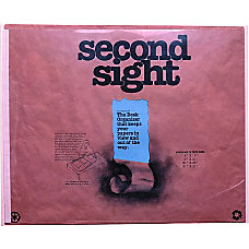 Artistic Second Sight Desk Pad Rectangle