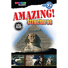 Spectrum Readers Amazing Structures Reader Ages