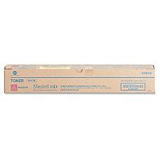 Konica Minolta Original Toner Cartridge Laser