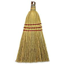 Genuine Joe Whisk Broom 12 Each