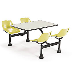 OFM 71 W Cluster Table And