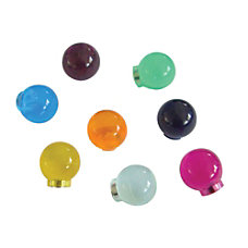 Fashion Magnets Circular Shape Assorted Colors
