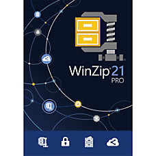 WinZip 21 Pro Download Version