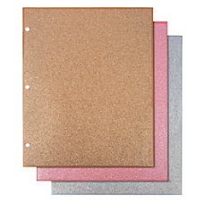 Divoga 2 Pocket Paper Folders Glitter