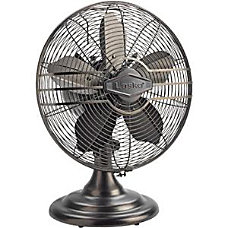 Lasko 12 Classic Metal Table Fan