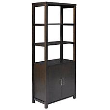 Realspace Coronado Bookcase 72 H x